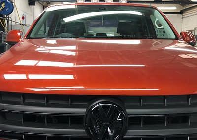 Volkswagen Amarok Canyon - Dechrome & Gloss Black Badges