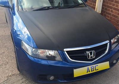 Honda Accord - Bonnet Rap